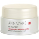 Annayake Ultratime поживний крем проти старіння шкіри  50 мл