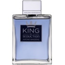 Antonio Banderas King of Seduction eau de toilette para hombre 200 ml