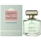 Antonio Banderas Queen of Seduction Eau de Toilette pentru femei 80 ml