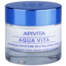 Apivita Aqua Vita Advanced Moisture Revitalizing Cream for Normal-Dry Skin 50 ml