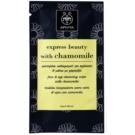 Apivita Express Beauty Chamomile sevetele pentru ten pe fata si ochi 5 ml