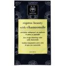 Apivita Express Beauty Chamomile lingette nettoyante et démaquillante visage et yeux  5 ml