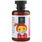 Apivita Kids Pomegranate & Honey sampon si balsam 2 in 1 pentru copii (No Tears, Hypoallergenic-Dermatologically Tested) 250 ml