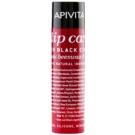 Apivita Lip Care Black Currant Balsam de buze hidratant  4,4 g