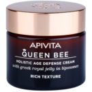 Apivita Queen Bee Holistic Age Defense Cream Rich Texture 50 ml
