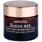 Apivita Queen Bee noční krém proti stárnutí pleti (with Greek Royal Jelly in Liposomes) 50 ml