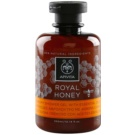 Apivita Royal Honey kremasti gel za prhanje z eteričnimi olji  300 ml