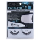 Ardell Natural Stick-On Eyelashes With Glue 101 Demi Black