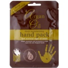 Argan Oil Pack feuchtigkeitsspendende Handschuhe