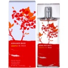 Armand Basi Happy In Red Eau de Toilette pentru femei 100 ml