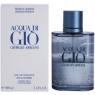Armani Acqua Di Gio Pour Homme Blue Edition Summer Eau de Toilette for Men 100 ml