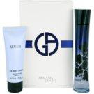 Armani Code Woman подарунковий набір ХІ  Парфумована вода 75 ml + Молочко для тіла 75 ml