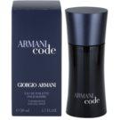 Armani Code Eau de Toilette für Herren 50 ml