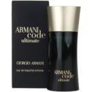 Armani Code Ultimate toaletní voda pro muže 50 ml