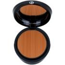 Armani Sun Fabric Pó bronzeador transparente tom 200 Amber 10,5 g