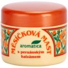 Aromatica Body Care Ringelblumensalbe mit peruanischem Balsam  50 ml