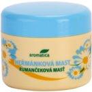 Aromatica Body Care pomada de manzanilla para calmar la piel 50 ml