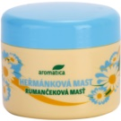 Aromatica Body Care Kamillecreme zur Beruhigung der Haut  50 ml