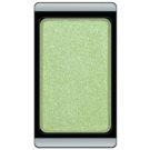 Artdeco Eye Shadow Duochrome sombra em pó tom 3.249 Spring Green 0,8 g