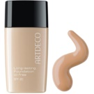 Artdeco Long Lasting Foundation Oil Free make up culoare 483.04 Light Beige 30 ml
