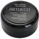 Artdeco Nail Polish Remover blazinice za odstranjevanje laka za nohte brez acetona (Nail polish Remover Pads) 30 kos