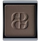 Artdeco Art Couture Wet & Dry dlouhotrvající oční stíny odstín 313.24 Matt Chocolate 1,5 g