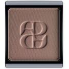 Artdeco Art Couture Wet & Dry dlouhotrvající oční stíny odstín 313.32 Matt Truffle 1,5 g