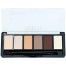 Astor Eye Artist Eye Shadow Palette With Applicator Color 100 Cosy Nude 5,6 g