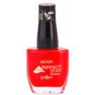 Astor Perfect Stay Gel Shine körömlakk árnyalat 314 Red Carpet 12 ml