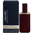 Atelier Cologne Gold Leather darilni set II. parfum 30 ml + leather case