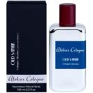 Atelier Cologne Oud Saphir Perfume unisex 100 ml