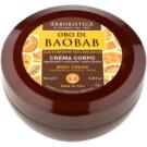Athena's l'Erboristica Gold Baobab Körpercreme mit regenerierender Wirkung (Multivitamin Complex, Omega 3, Omega 6, Hyaluronic Acid) 150 ml