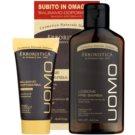 Athena's l'Erboristica Uomo подарунковий набір І  вода для обличчя до гоління 125 ml + Бальзам після гоління 20 ml