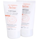 Avène Cold Cream Hand Cream For Dry To Very Dry Skin (Crème mains Nourrit, protège) 2x50 ml
