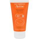 Avene Sun Sensitive crema solar SPF 30 (Very Water-Resistant, Hypoallergenic, Non-Comedogenic) 50 ml