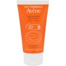 Avène Sun Sensitive Zonnebrandcrème SPF 30 (Very Water-Resistant, Hypoallergenic, Non-Comedogenic) 50 ml
