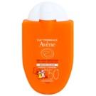 Avene Sun Kids reflejo solar para niños SPF 50+ (Waterproof, Fragrance Free, Hypoallergenic, Non Comedonic) 30 ml