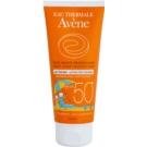 Avene Sun Kids ochranné mléko pro děti SPF 50+ (Hypoallergenic, Non-Comedogenic, Fragrance Free) 100 ml