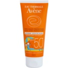 Avène Sun Kids napvédő tej gyermekeknek SPF 50+ (Hypoallergenic, Non-Comedogenic, Fragrance Free) 100 ml