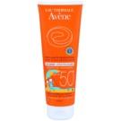 Avene Sun Kids ochranné mléko pro děti SPF 50+ (Hypoallergenic, Non-Comedogenic, Fragrance Free) 250 ml