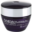 Avon Anew Platinum krém na oční okolí a rty (Eye and Lip Cream) 15 ml