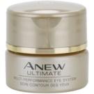 Avon Anew Ultimate crème rajeunissante yeux (Multi-Performance Eye System) 15 ml