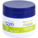 Avon Care освіжаючий гелевий крем з екстрактом огірка та зеленого чаю (Light Moisture Refreshing Face Gel-Cream) 100 мл