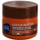 Avon Care crème hydratante revitalisante visage au beurre de cacao (Care Cocoa Butter Revitalising Moisture Face Cream) 100 ml