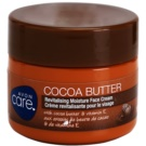 Avon Care revitalizáló hidratáló arckrém kakaóvajjal (Care Cocoa Butter Revitalising Moisture Face Cream) 100 ml