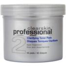Avon Clearskin  Professional čisticí tampónky  45 ks