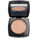 Avon Ideal Flawless кремова компактна пудра-основа з пудровим ефектом  відтінок Natural Beige  9 гр