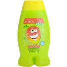 Avon Naturals Kids Badschaum & Duschgel 2 in 1 für Kinder (Magnificent Mango Body Wash and Bubble Bath) 250 ml