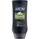Avon Men Rugged Adventure tusfürdő férfiaknak 250 ml