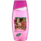 Avon Senses Romantic Garden Of Eden hidratáló tusoló gél (Exotic Fruits & Basil) 250 ml